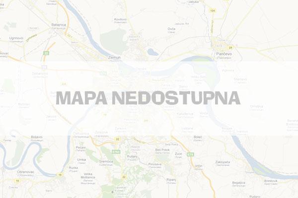 Mapa nedostupna