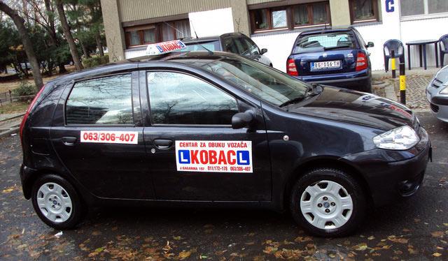 Auto škola Kobac