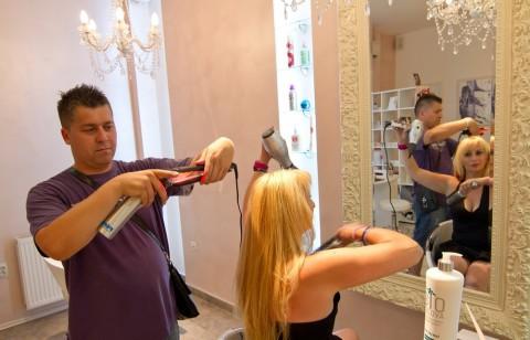 Frizersko kozmetički salon Womanizer