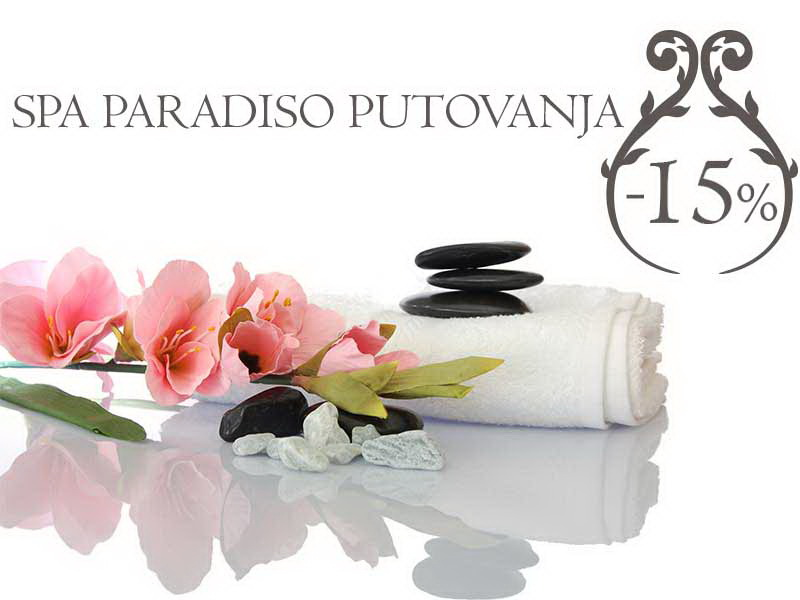 Masaže Spa Paradiso