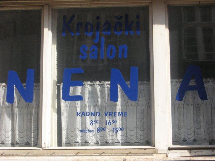 Krojački salon Nena