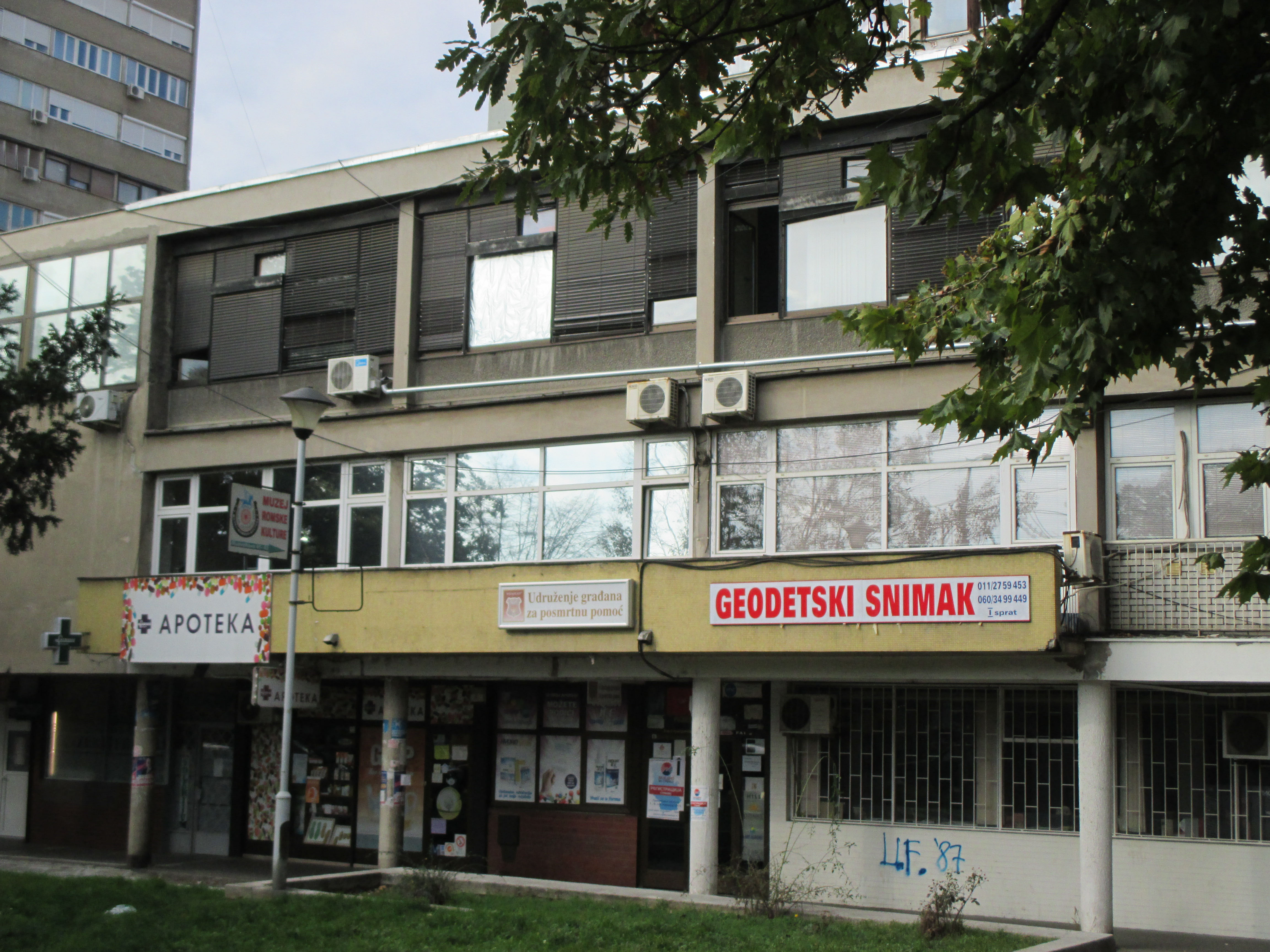 Legalizacija objekata Geo Radin