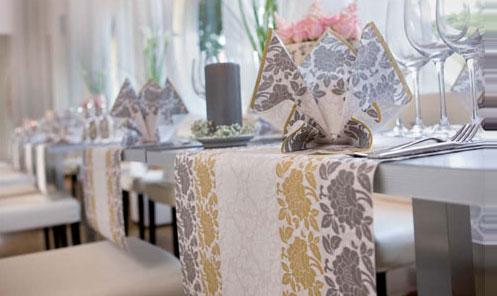 Dekoracija stolova Duni