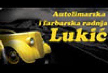 Autolimarska i farbarska radnja Lukić