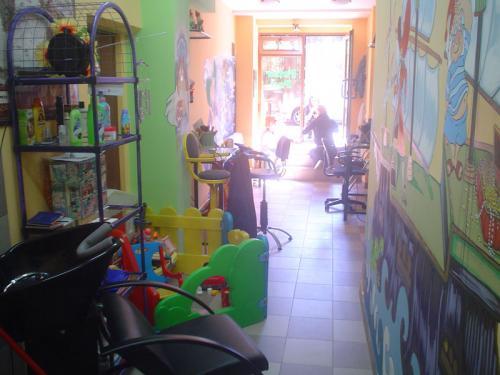 Dečiji frizerski salon Petar Pan