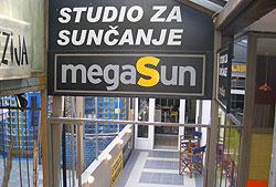 Studio za sunčanje Megasun