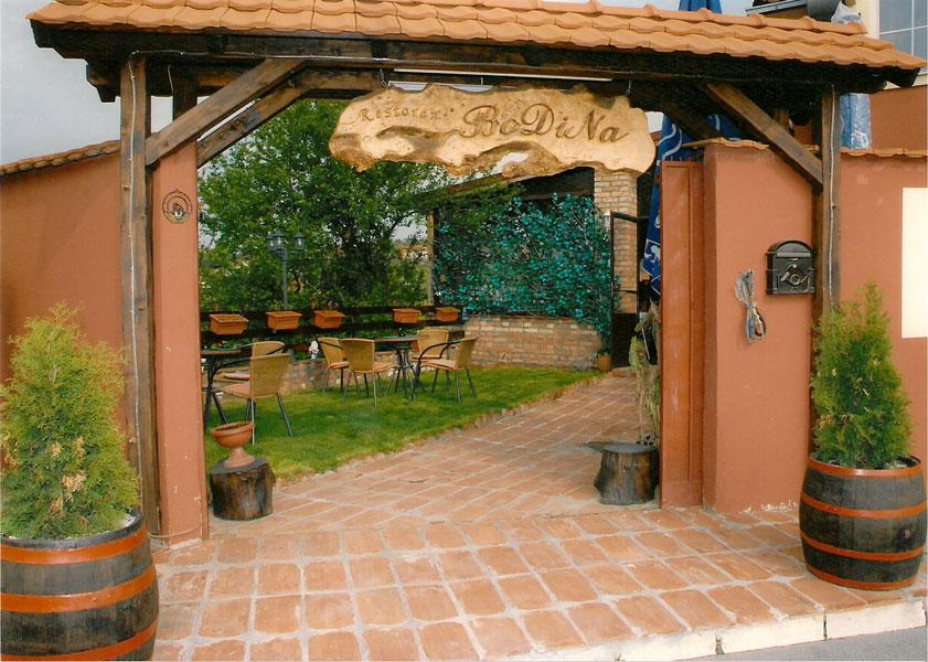 Restoran Bodina