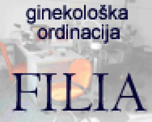 Ginekološka ordinacija Filia