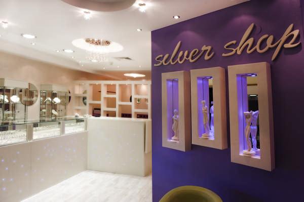 Prodavnica nakita Silver Shop