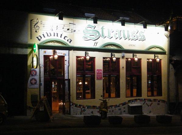 Pivnica Strauss
