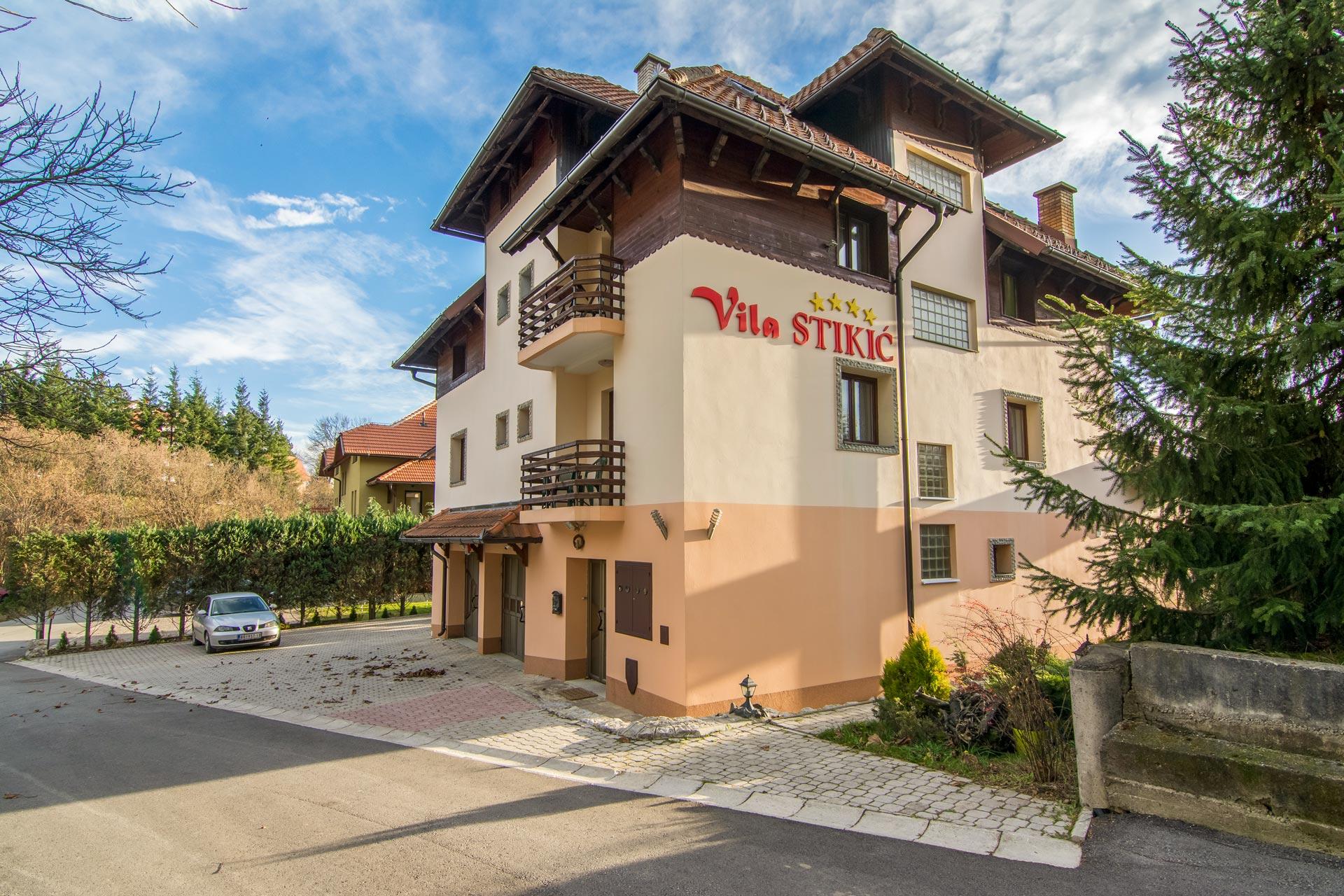 Vila Stikić