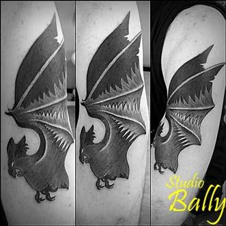 Piercing i tattoo studio Bally