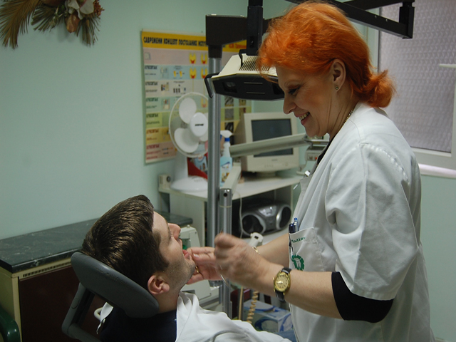 Stomatološka ordinacija Dr Jasna Madžarev