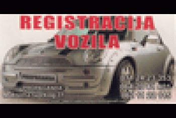 Registracija vozila Propaganda
