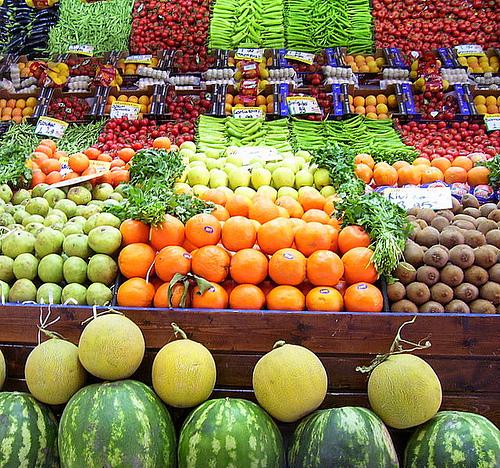 Dostava voća i povrća Sumago