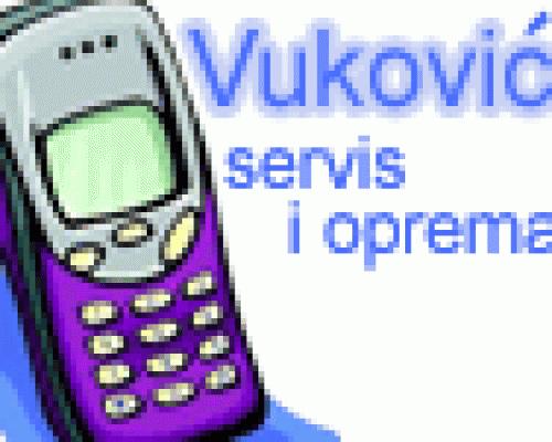 Servis i oprema za mobilne telefone Vuković
