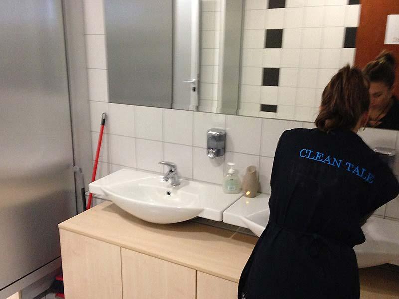 Agencija za čišćenje objekata Clean Tale