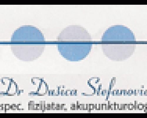 Fizikalna medicina Dr Dušica Stefanović