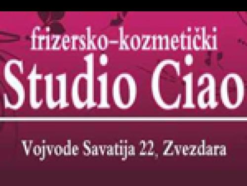 Frizersko kozmetički studio Ciao