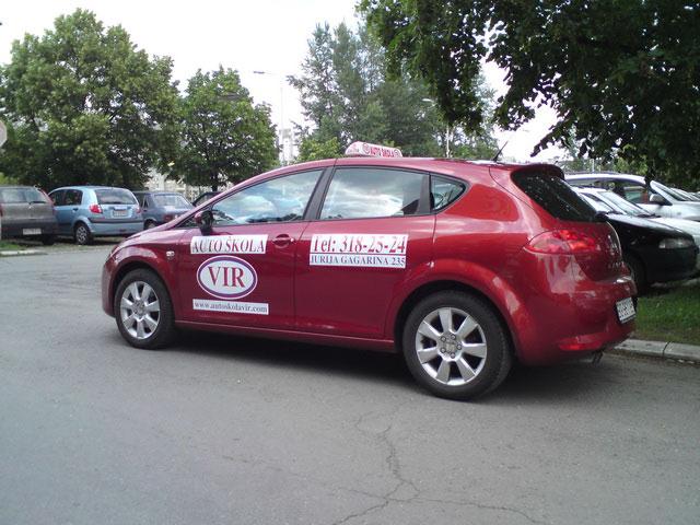 Auto škola Vir