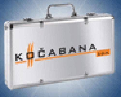 Zastakljivanje terasa Kočabana