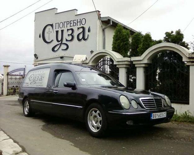 Pogrebne usluge Suza