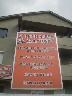 Tepih servis Tošić