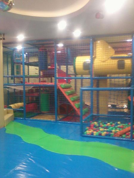 Oprema za dečije igraonice Aska