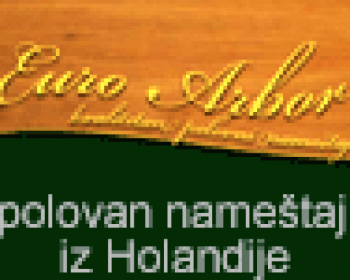 Polovni nameštaj iz Holandije Euro Arbor