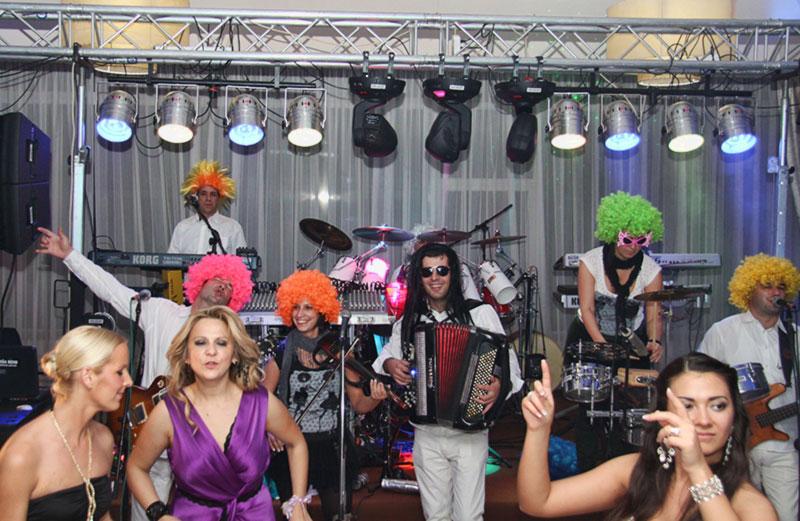 Muzička agencija – bendovi