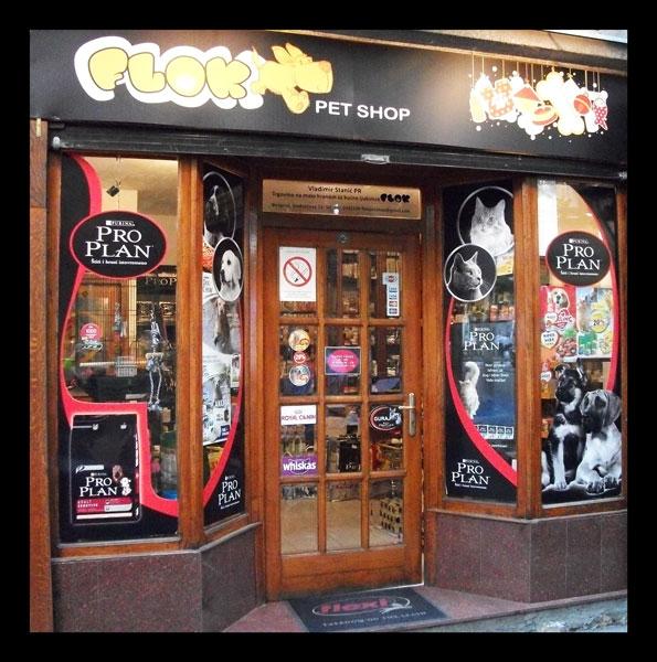 Flok Pet Shop