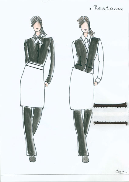 Uniforme i dizajn SM Style