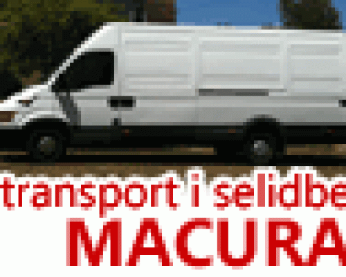Transport i selidbe Macura