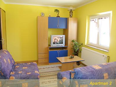Apartmani Kaljević