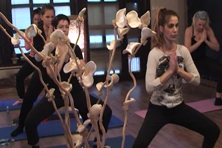 Yoga studio Durga