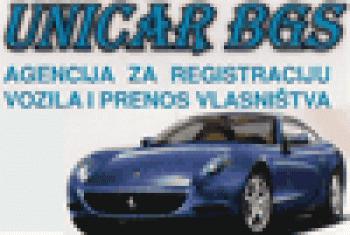 Registracija vozila i putno osiguranje Unicar BGS