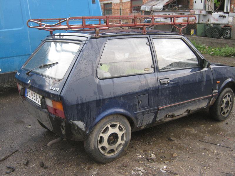Otkup starih i havarisanih vozila Goran