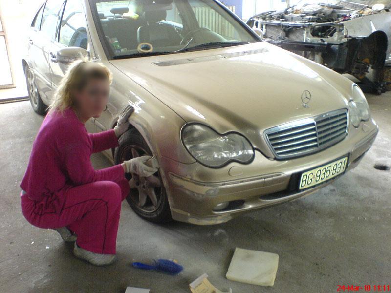 Autolimarska i farbarska radionica Draško