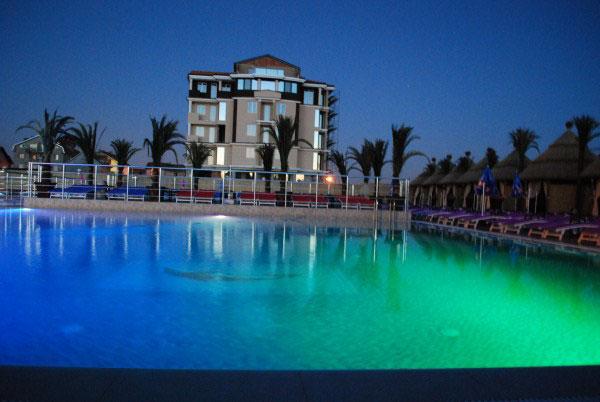 Prenoćište Kengur Resort