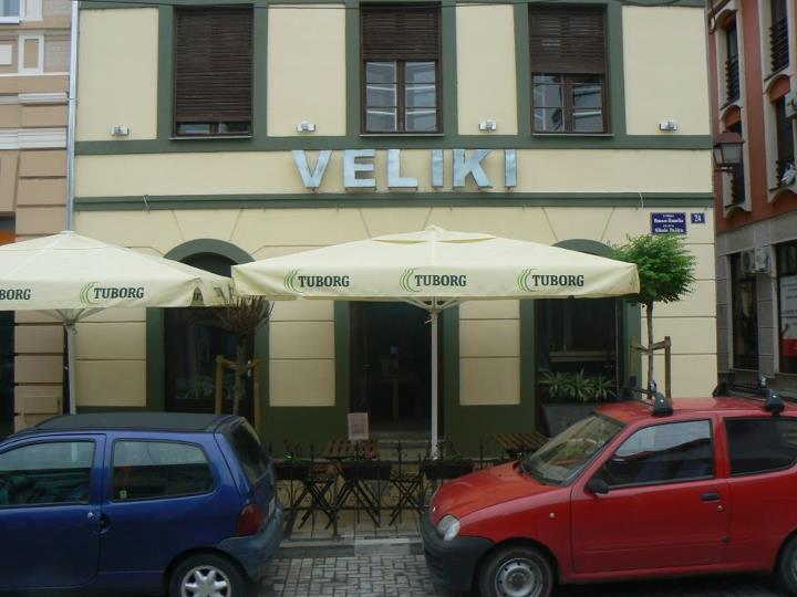 Cafe Veliki