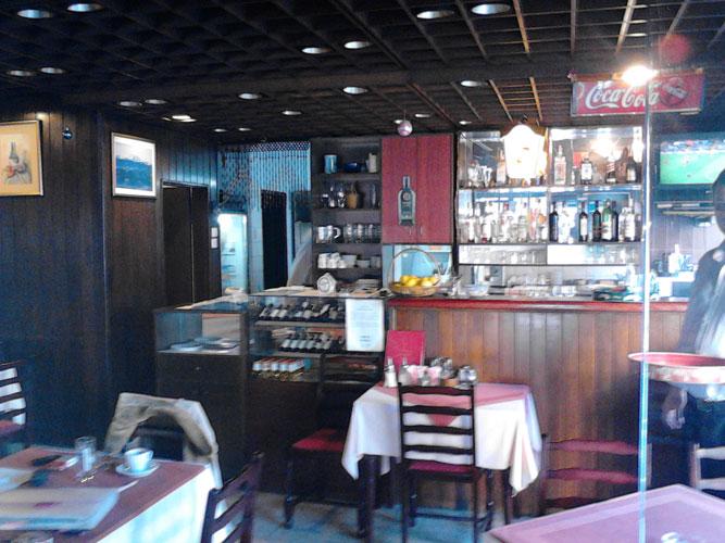 Snek bar Banja