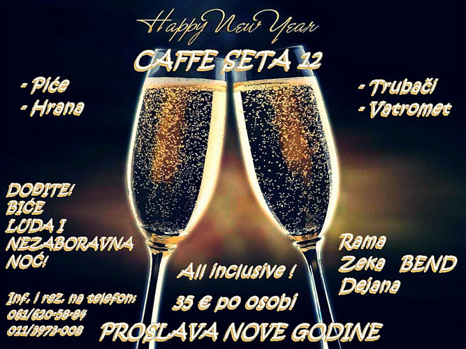 Kafe klub Seta 12