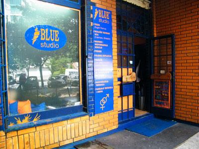 Salon lepote Blue Studio