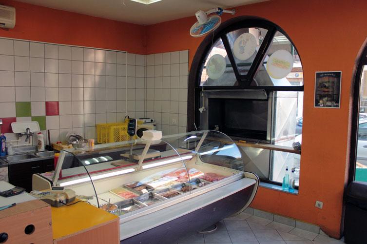 Fast food Pera Ždera