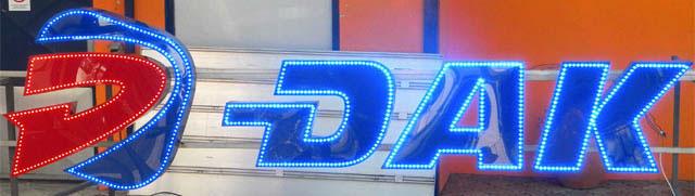 Svetleće reklame Studio 7