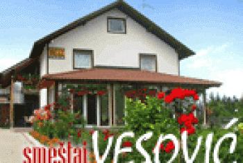 Privatni smeštaj Vesović