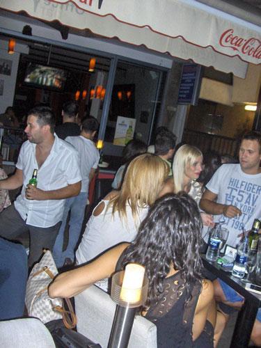 Kafe bar Office Bar