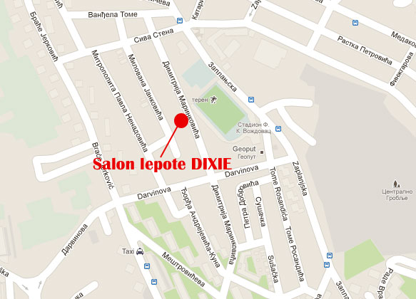 Salon lepote Dixie
