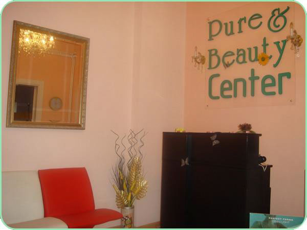 Kozmetički salon Pure and Beauty Centar