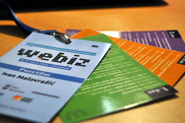 Webiz Konferencija o poslovnoj primeni interneta